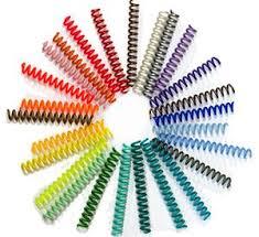 ESPIRALES DE PLASTICO Image